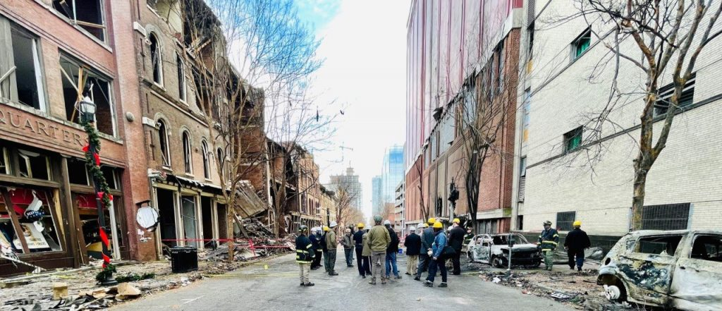 Nashville bombing William Hill