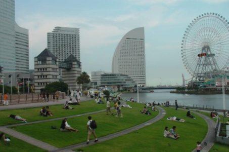 Yokohama casino resort IR Japan