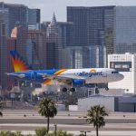 Las Vegas Airport Travel Plummets, Hotel-Casino Occupancy Rates Low