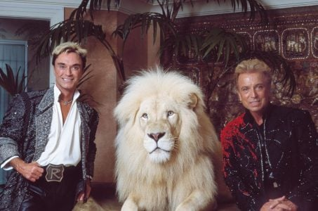 Siegfried & Roy Las Vegas magic entertainment