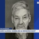 Illegal Gambling Den Raided By Newark, New Jersey Police