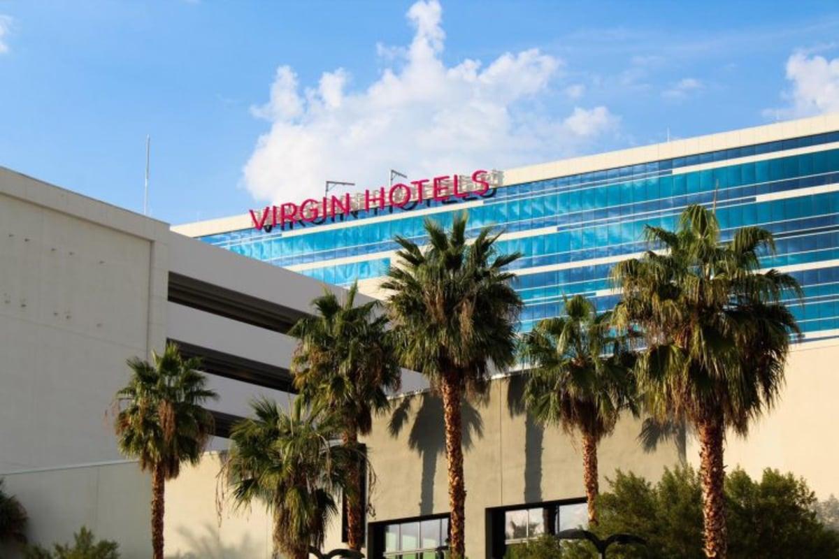 Virgin Hotels Las Vegas casino resort