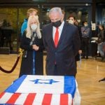 Sheldon Adelson Buried in Jerusalem, Netanyahu Honors 'Great Jewish Patriot'