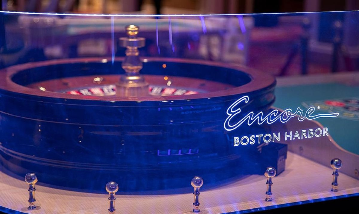Massachusetts casinos Rhode Island Encore Boston