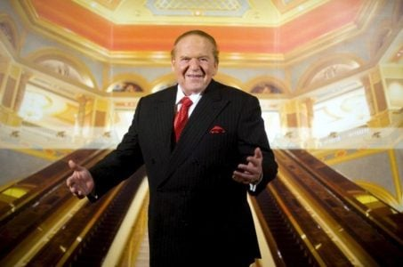 Macau Sheldon Adelson Las Vegas Sands