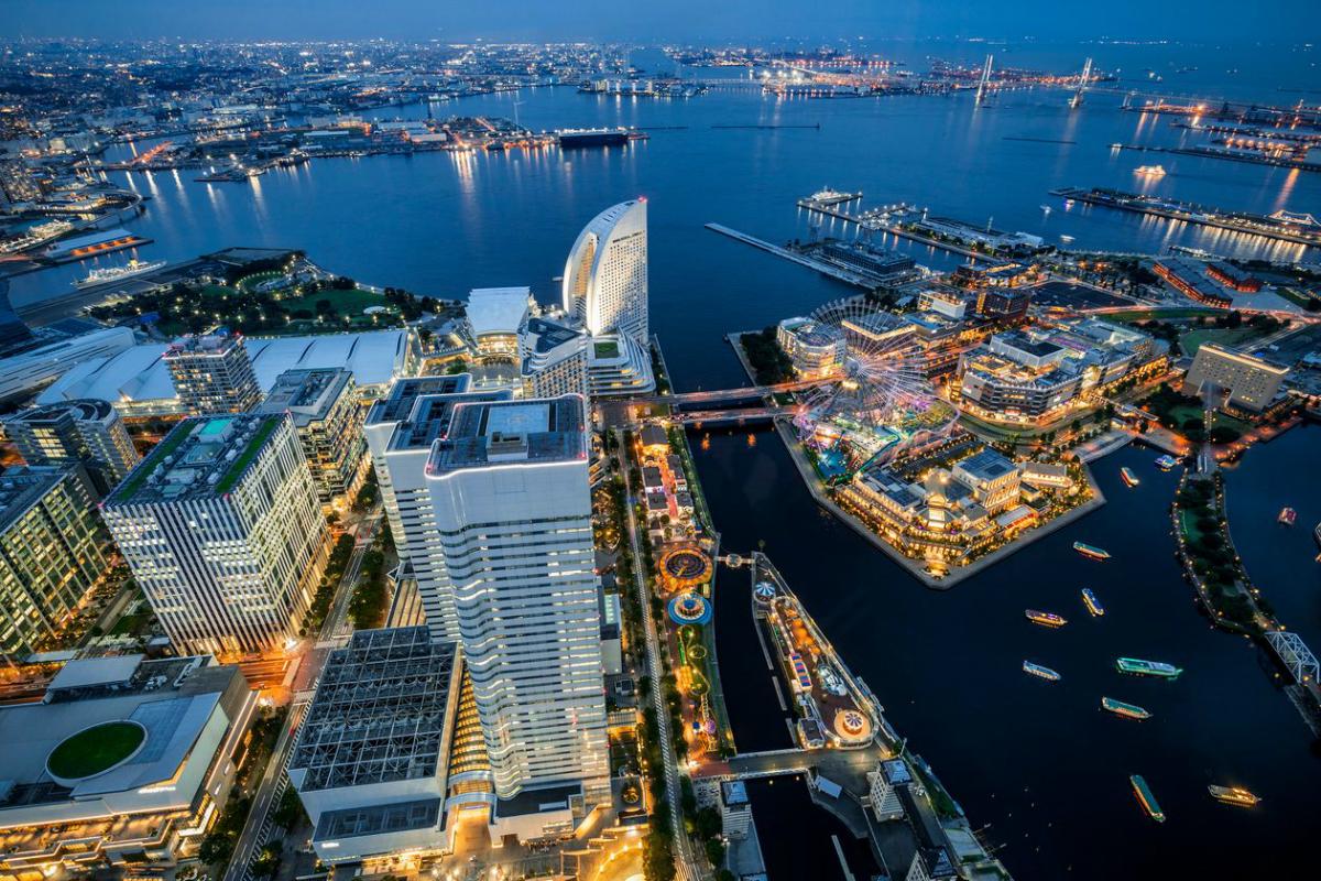 Yokohama Japan casino integrated resort