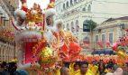 Macau gaming revenue Chinese New Year
