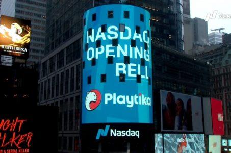 Playtika IPO