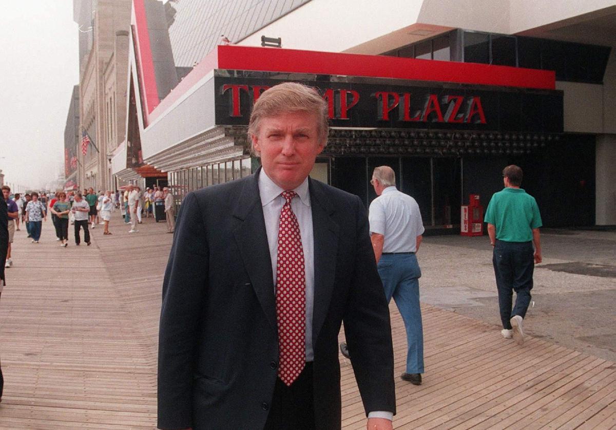 Trump Plaza Atlantic City casino resort