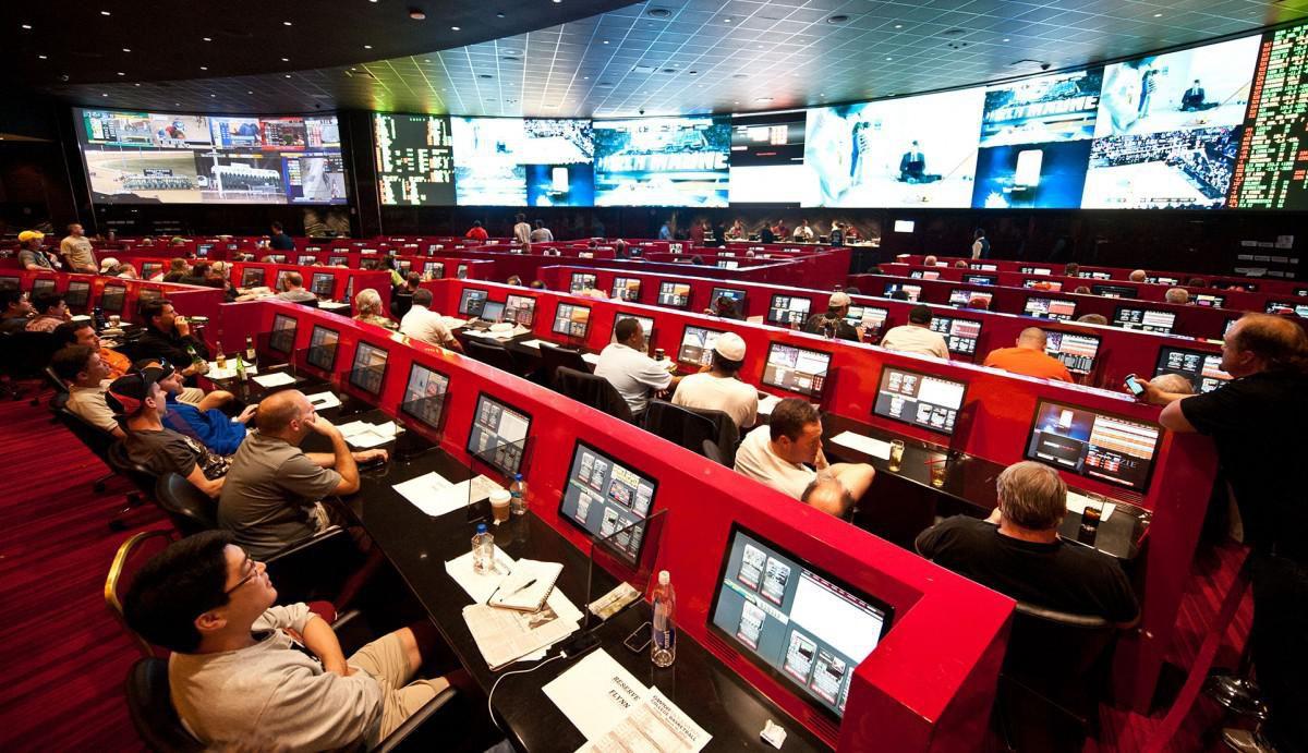 LVS sports betting