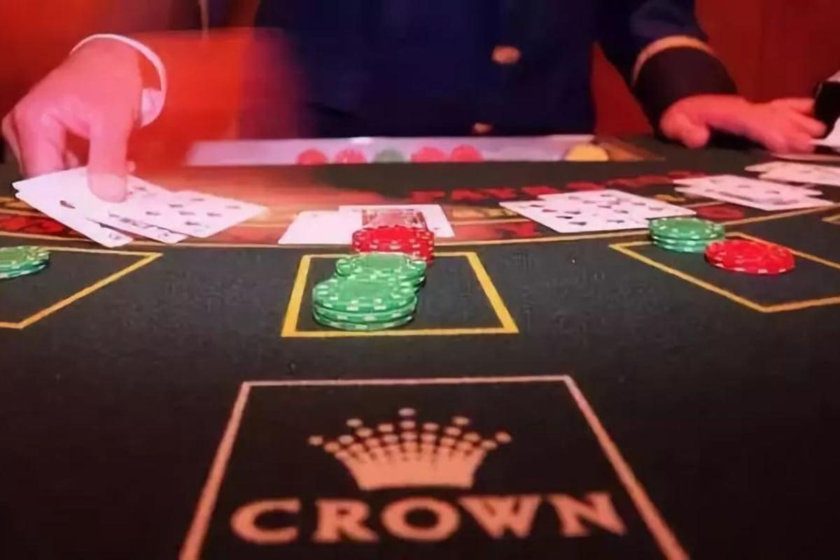 Crown Resorts Melbourne Sydney Perth casino