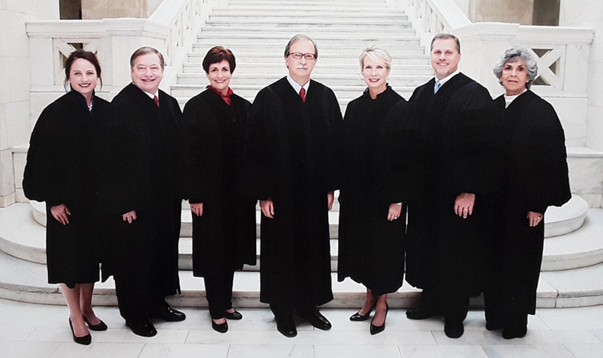 Arkansas Supreme Court Pope casino license