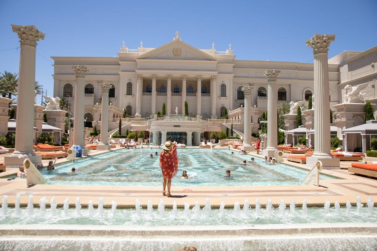 Caesars casino Las Vegas demand