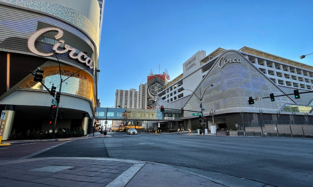 Las Vegas gaming revenue