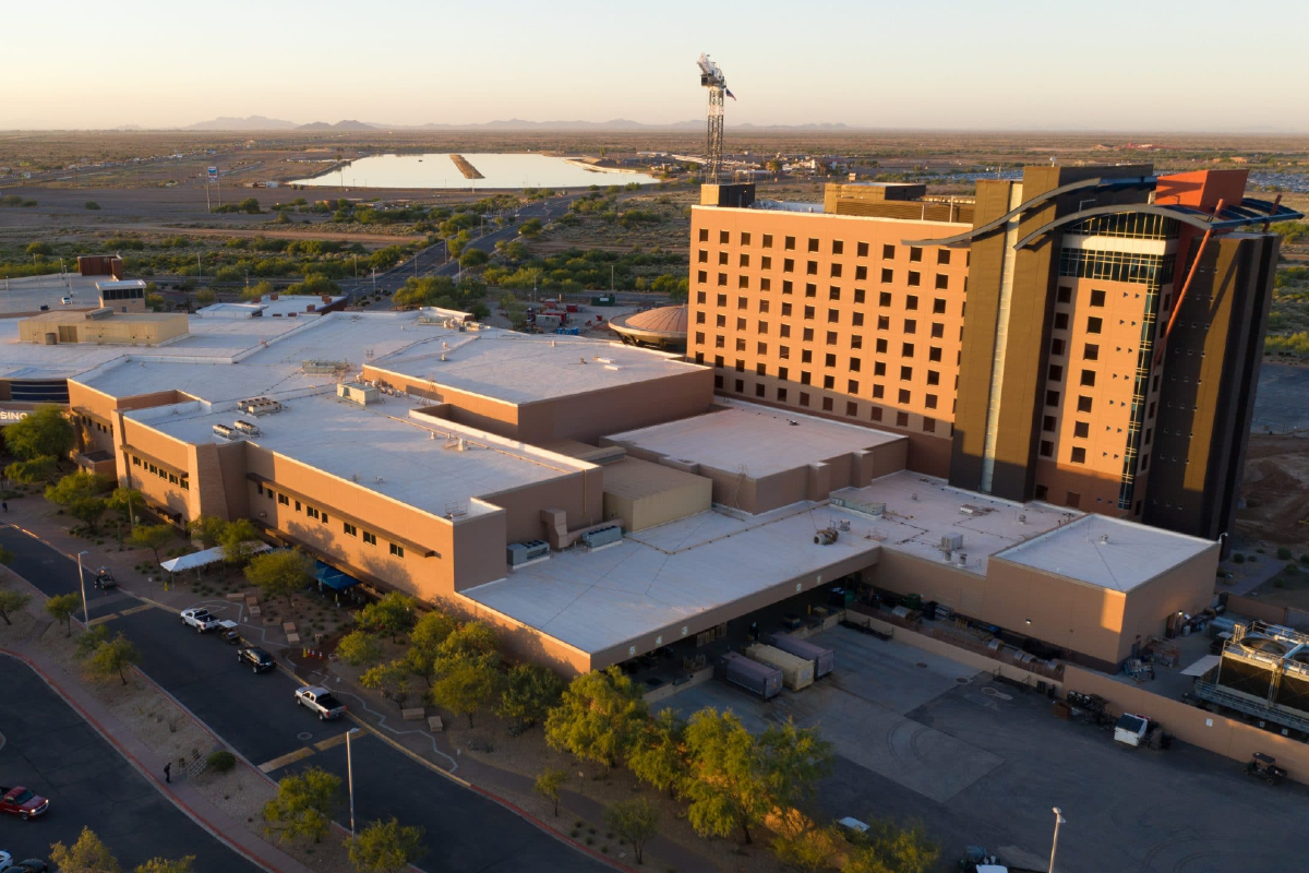 Gila River casino Phoenix gaming