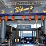 Las Vegas Airport Travel Continues Steep Slump, As Casino Tourism Still Sluggish