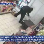 Suspected 'Sledgehammer Bandits' Nabbed, 'Tony Meatballs' Pleads Guilty in Gambling Case