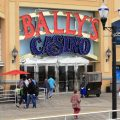 Bally's Atlantic City casino Caesars