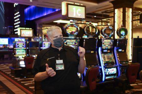 Horseshoe Baltimore Maryland casino revenue