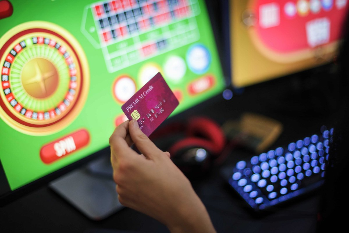 Monzo online gambling UK casino