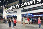 DraftKings lounge at Gillette Stadium