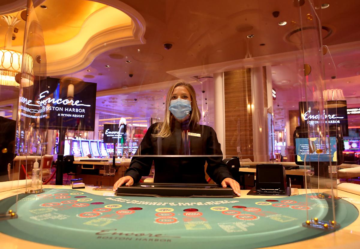 Massachusetts Encore Boston casino crime