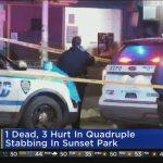 New York City Alleged Gambling Joint Scene of Quadruple Stabbings, Possible Robbery