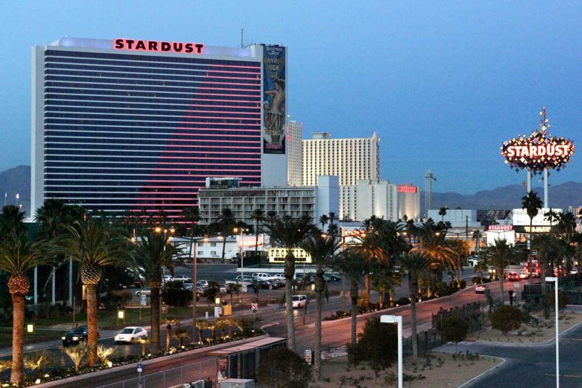 Stardust Casino FanDuel Boyd Gaming