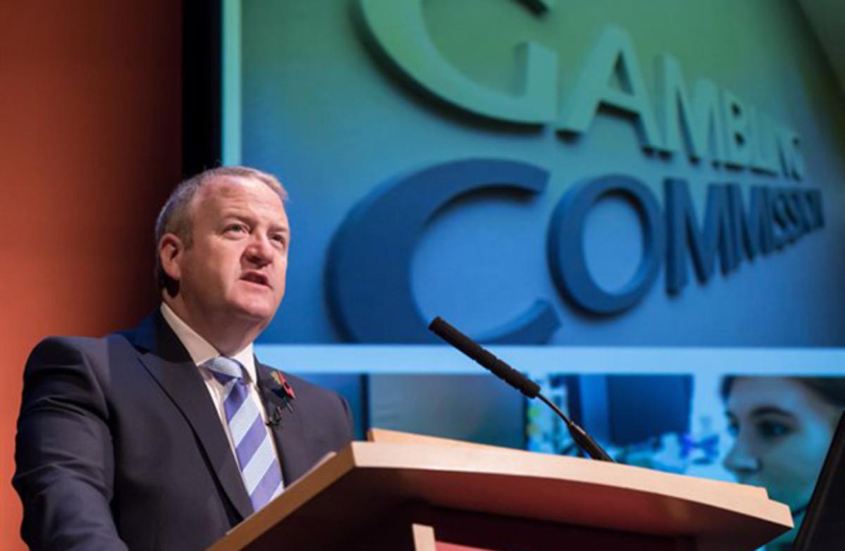 UK Gambling Commission McArthur UKGC