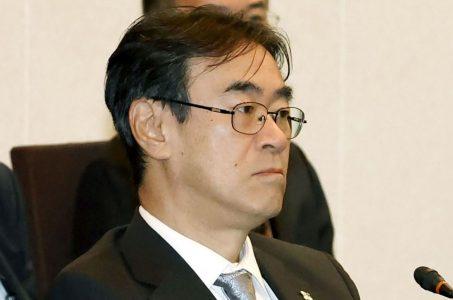 Japan prosecutor gambling