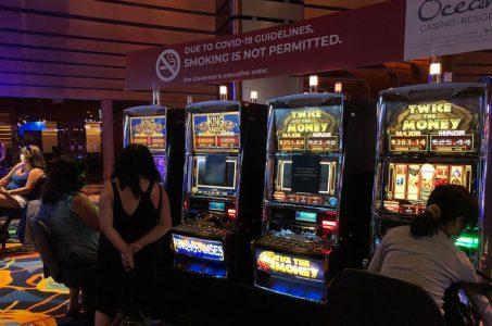 CDC casino smoking Atlantic City