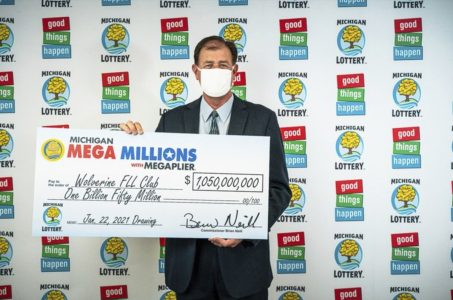 Mega Millions Powerball lottery tickets