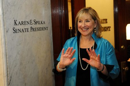Massachusetts sports betting Karen Spilka