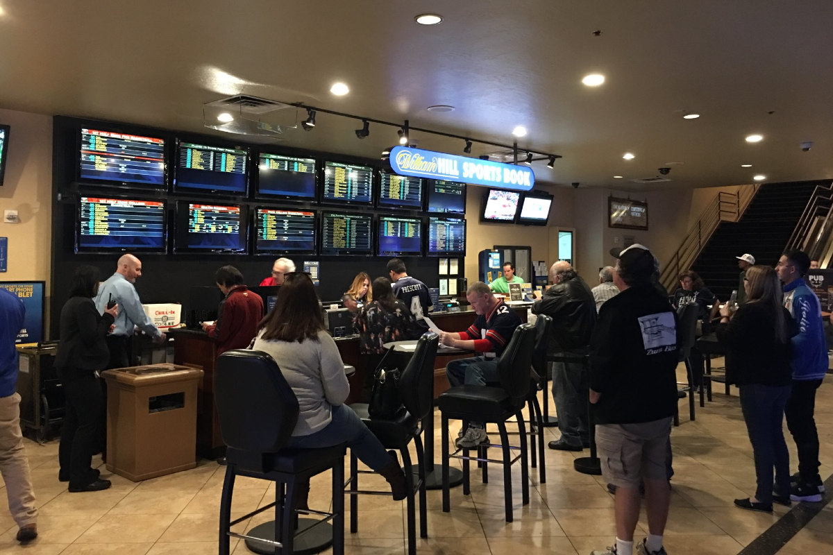 Circa Sports Las Vegas Tuscany Casino