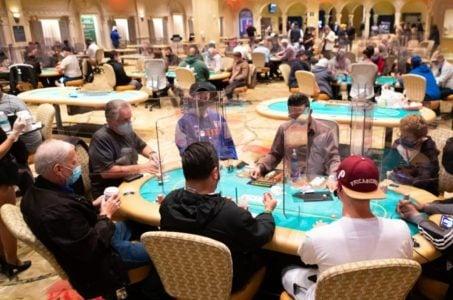 Atlantic City casinos gross gaming revenue