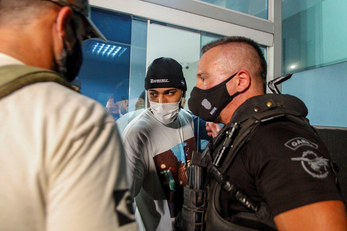 Gabigol Arrest at Underground Casino