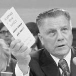 Congressman Urges Dig at Possible Jimmy Hoffa Burial Site