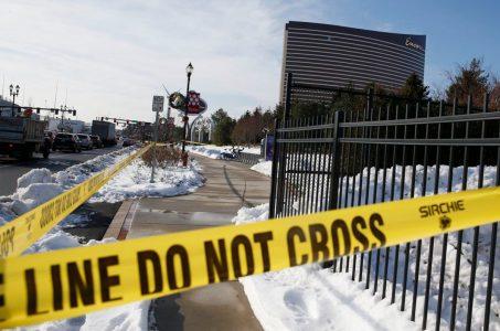 Massachusetts casinos crime Encore Boston MGM Springfield