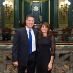 State Senator's Wife Receives Appointment to Pennsylvania Gaming Control Board
