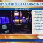 Shootout at Arkansas Casino Leaves Security Officer Hospitalized