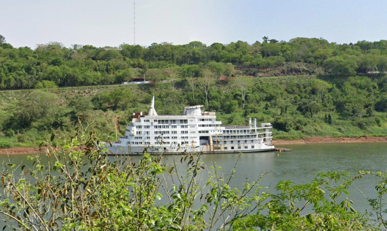 Argentina casino ship boat Brazil