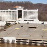 Indiana Casino Update: Flood Closes Caesars, Tropicana OKs Some Smoking