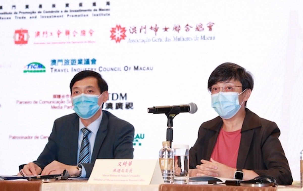 Macau China health passport vaccine