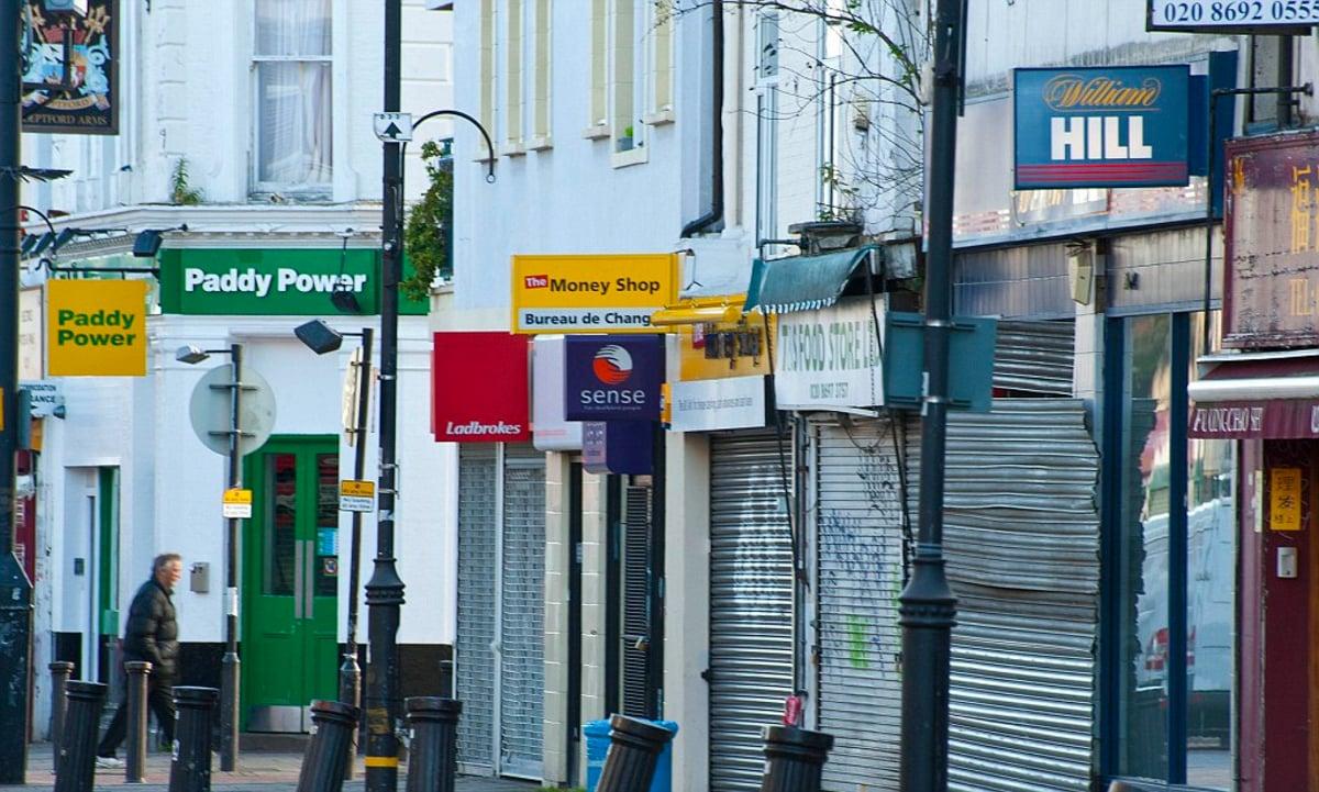 UK gambling limit betting