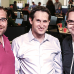 Robbins, Other DraftKings Founders Taking $1 Salaries for Rest of 2021