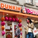Las Vegas Strip to Run on Dunkin', as Donut Company Joins Chains on Casino Drag