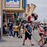 Atlantic City Nears Travel Boom, as Warmer Weather and Vaccines Arrive, Survey Says