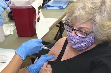 Las Vegas Casino worker vaccine