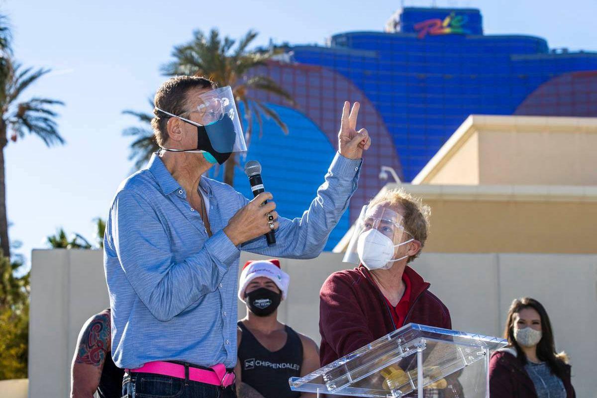 Penn & Teller Las Vegas show entertainment