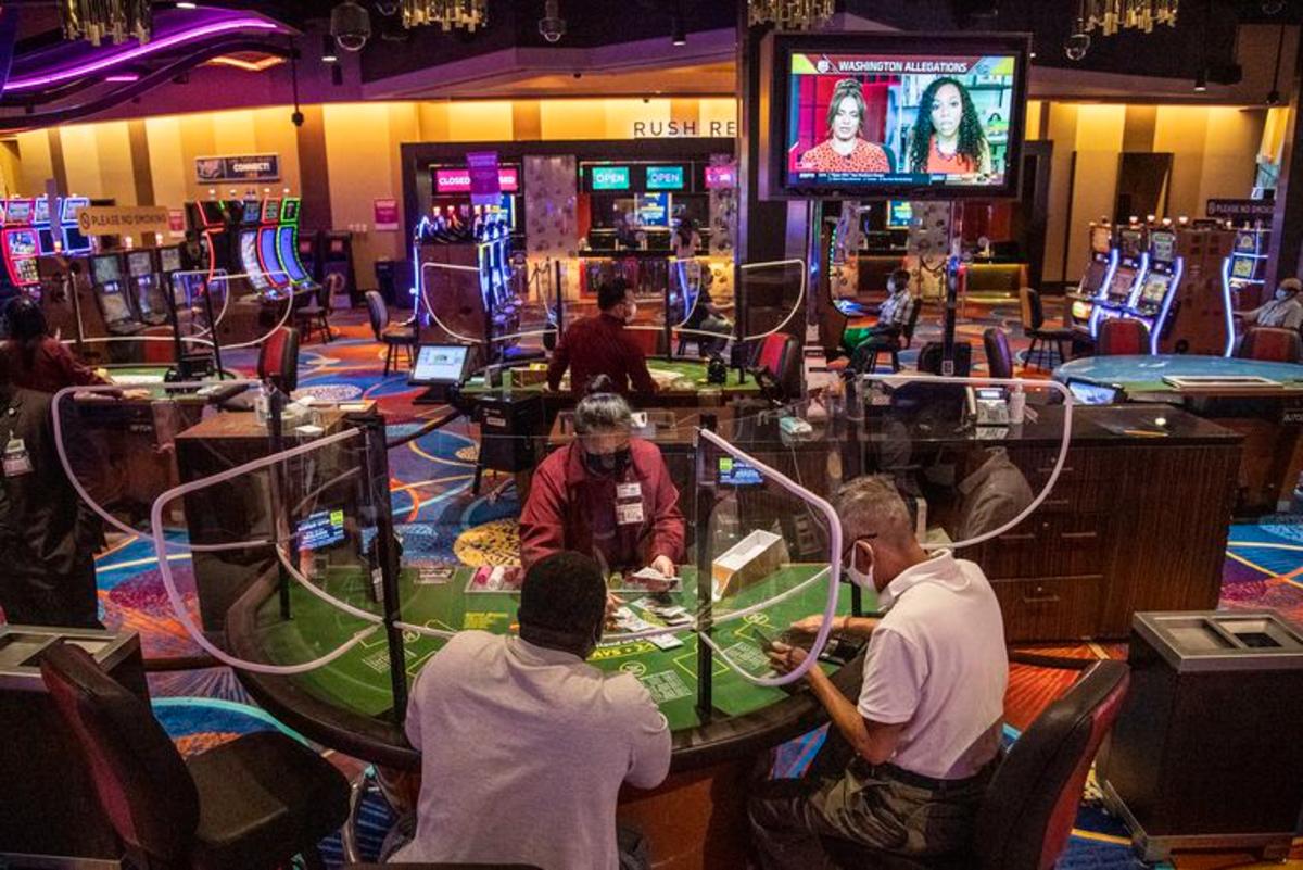 Pennsylvania casino gaming revenue